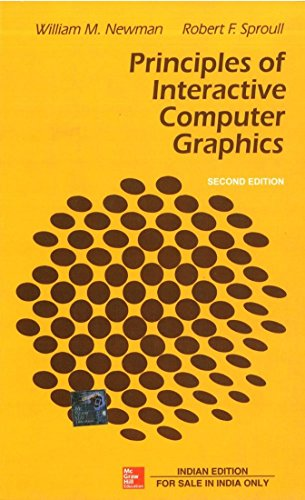 9780074632932: Principles Of Interactive Computer Graphics