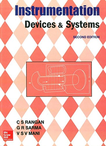 9780074633502: Instrumentation: Devices And Systems