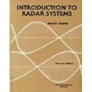 9780074633809: Introduction To Radar Systems