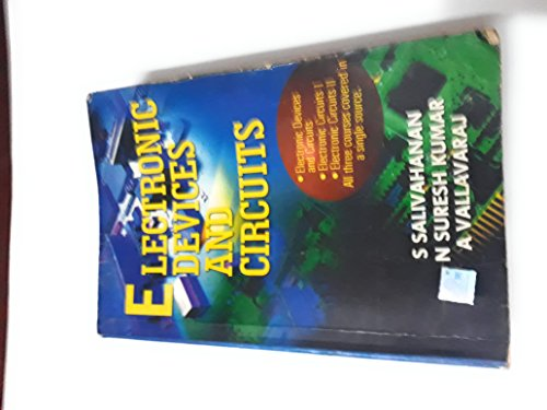 9780074633861: Electronic Devices and Circuits
