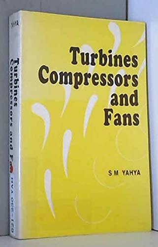 9780074634769: Turbines Compressors& Fans