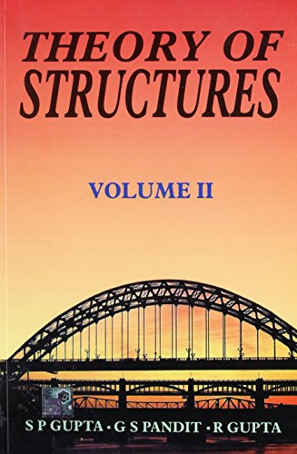 Theory Of Structures (Vol 2)