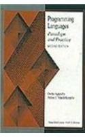9780074635018: Programming Languages: Paradigm And Practice