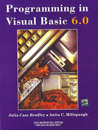 9780074635216: Programming in Visual Basic 6.0 Update Edition with CD with CDROM