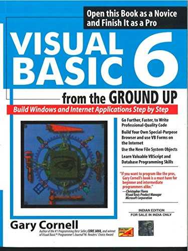 9780074635575: Visual Basic 6