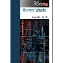 9780074635773: MICROWAVE ENGINEERING