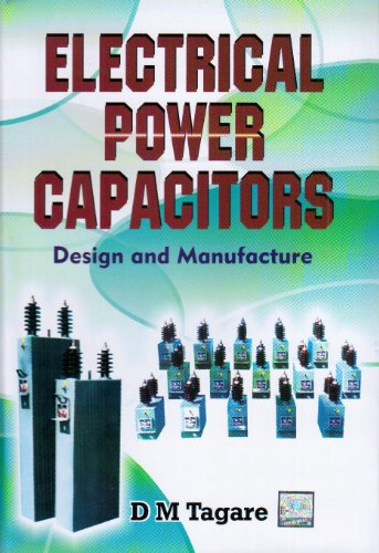 9780074635940: Electrical Power Capacitors:Design And Manufacture