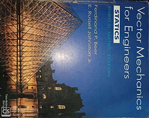9780074635995: Vector Mechanics for Engineers, Statics