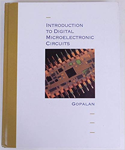 9780074636183: Introduction To Digital Microelectronic Circuits