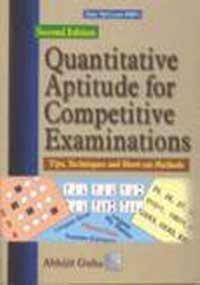 9780074636268: Quantitative Aptitude For Competitive Examinations