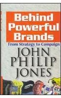 9780074636640: Behind powerful brands: From strategy to campaign