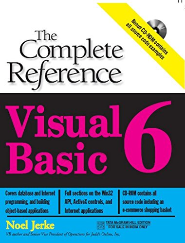 9780074636664: Visual Basic 6: The Complete Reference
