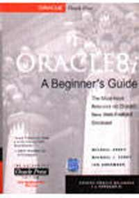 9780074636749: Oracle8i (A beginner's guide, Covers Oracle releases 7.x Through 8i)