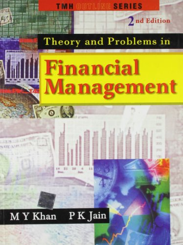 9780074636831: Theory & Problems in Financial Managemen