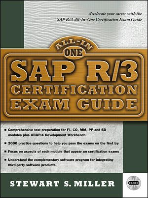 9780074637371: SAP R/3 Certification Exam Guide (with CD-ROM)