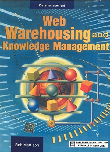 9780074637401: Web Warehousing and Knowledge Management