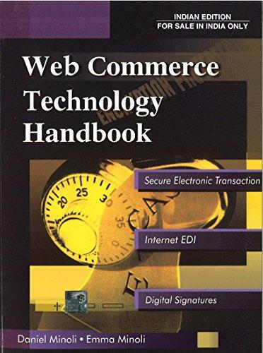 9780074637425: WEB COMMERCE TECHNOLOGY HANDBOOK