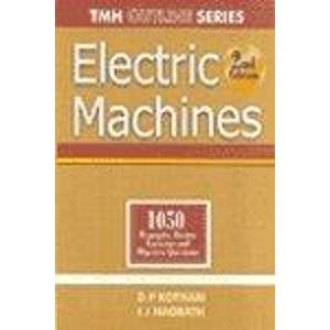 9780074637654: Electric Machines