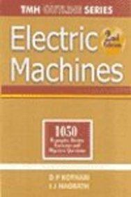 9780074637654: Electric Machines