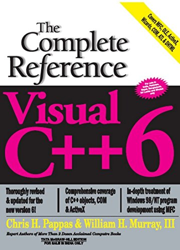 9780074638101: Visual C++ 6: The Complete Reference