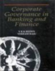 9780074638507: Corporate governance in banking and finance
