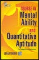 9780074639399: Course in Mental Ability and Quantitative Aptitude for Competitive Examinations