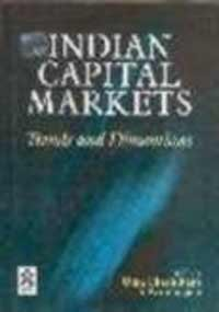 9780074639436: Indian capital markets: Trends and dimensions
