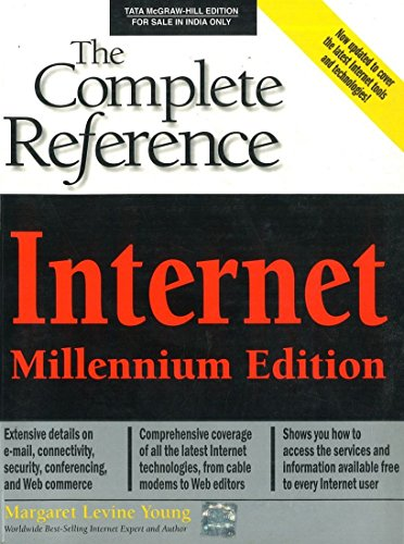 9780074639818: Internet: The Complete Reference, Millennium Edition
