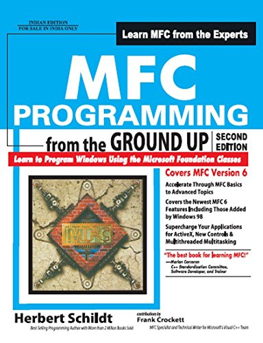 9780074639924: MFC PROGRAMMING FROM THE GROUND UP