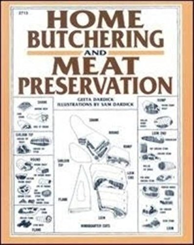 Home Butchering and Meat Preservation: Dardick