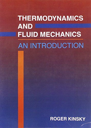 9780074702383: Thermodynamics & Fluid Mechanics