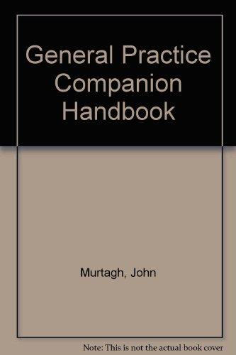 9780074702758: General Practice: Companion Handbook