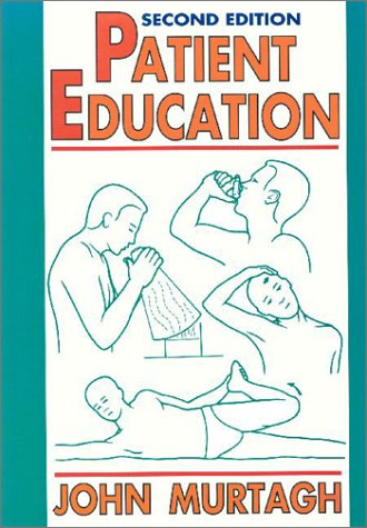 9780074702963: Patient Education