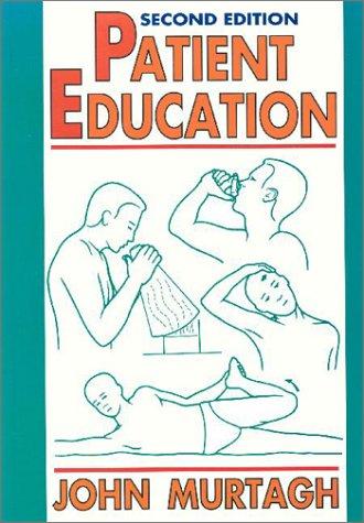 9780074702963: Patient Education