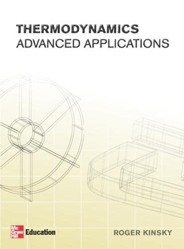 9780074703120: Thermodynamics Advanced Applications