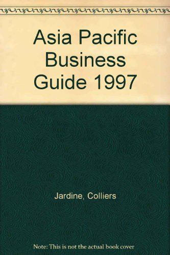 9780074704769: Asia Pacific Business Guide 1997