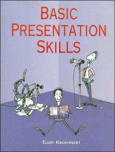 9780074706060: Basic Presentation Skills