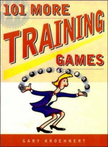 9780074707494: 101 More Training Games