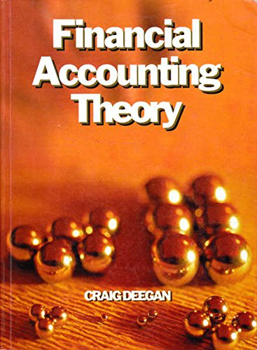 9780074707661: Financial Accounting Theory