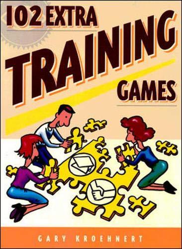 9780074708026: 102 Extra Training Games