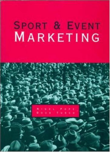 9780074708118: Sport and Event Marketing