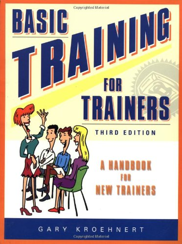 9780074709139: Basic Training for Trainers, Third Edition