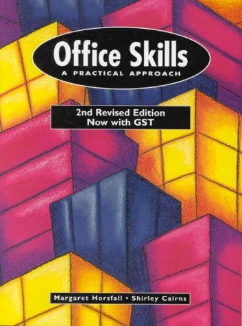 9780074709962: Office Skills Pract Approach Gst: A Practical Approach