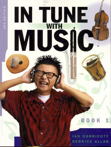 9780074710203: In Tune with Music: Book 1