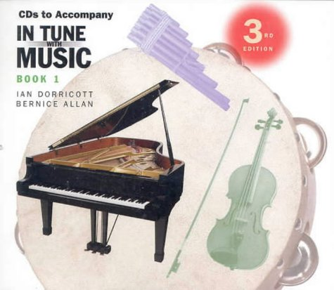 9780074710234: In Tune with Music: Book 1