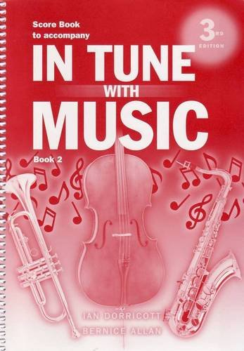 9780074710265: Performance Book in Tune with Music: Bk.2