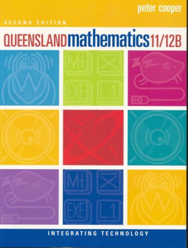 9780074710289: Queensland Mathematics 11/12b: Integrating Technology
