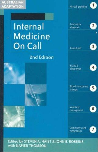 9780074710357: Internal Medicine on Call