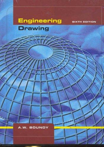 9780074710432: Engineering Drawing 6e