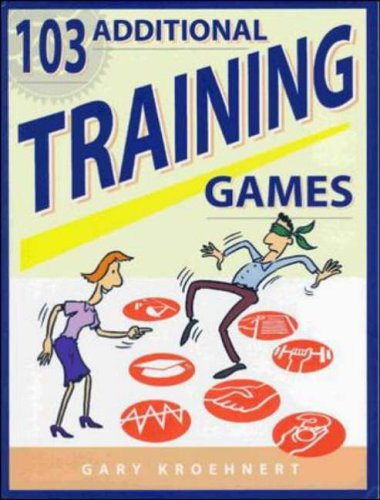 9780074710500: 103 Additional Training Games